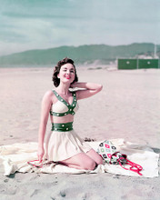 This is an image of 262838 Ann Blyth Photograph & Poster