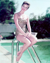 This is an image of 262870 Debbie Reynolds Photograph & Poster