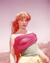 This is an image of 262897 Elke Sommer Photograph & Poster