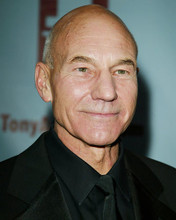 This is an image of 262966 Patrick Stewart Photograph & Poster