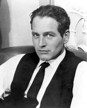 This is an image of 173635 Paul Newman Photograph & Poster