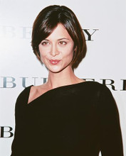 This is an image of 252282 Catherine Bell Photograph & Poster