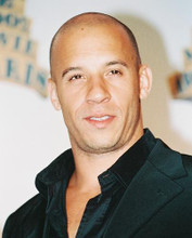 This is an image of 252732 Vin Diesel Photograph & Poster