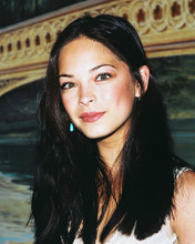 This is an image of 252819 Kristin Kreuk Photograph & Poster