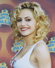 This is an image of 253096 Brittany Murphy Photograph & Poster