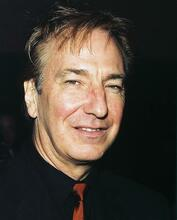 This is an image of 253361 Alan Rickman Photograph & Poster