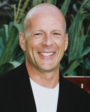 This is an image of 253404 Bruce Willis Photograph & Poster