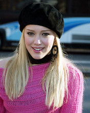 This is an image of 258986 Hilary Duff Photograph & Poster