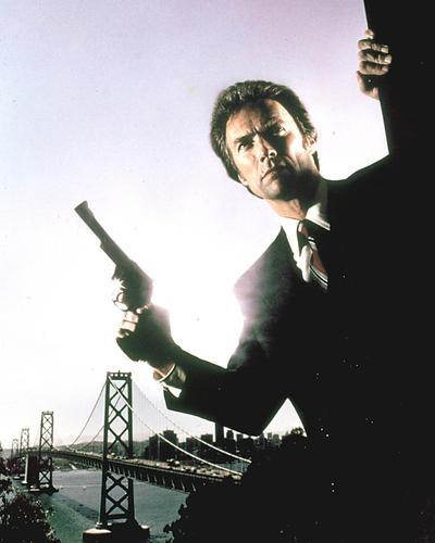 This is an image of 258994 Clint Eastwood Photograph & Poster
