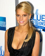 This is an image of 259145 Jessica Simpson Photograph & Poster