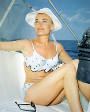 This is an image of 259368 Shirley Eaton Photograph & Poster