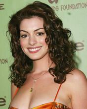 This is an image of 259434 Anne Hathaway Photograph & Poster