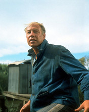 This is an image of 259462 George Kennedy Photograph & Poster