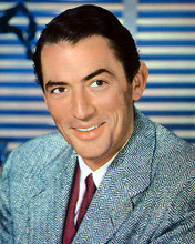 This is an image of 259561 Gregory Peck Photograph & Poster