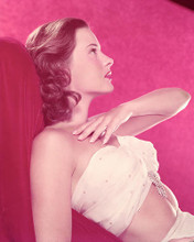 This is an image of 259565 Jean Peters Photograph & Poster