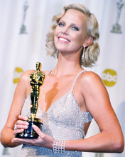 This is an image of 259796 Charlize Theron Photograph & Poster