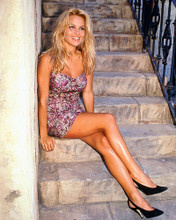 This is an image of 261077 Pamela Anderson Photograph & Poster