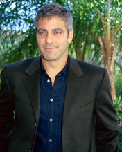 This is an image of 261138 George Clooney Photograph & Poster