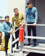 This is an image of 261416 Star Trek Photograph & Poster