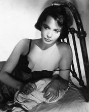 This is an image of 174775 Claire Bloom Photograph & Poster