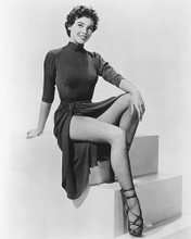 This is an image of 174779 Leslie Caron Photograph & Poster