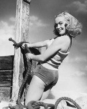 This is an image of 174816 Shirley Eaton Photograph & Poster