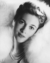 This is an image of 174827 Joan Fontaine Photograph & Poster
