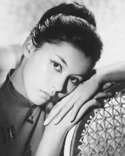 This is an image of 174910 France Nuyen Photograph & Poster
