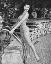 This is an image of 174925 Debra Paget Photograph & Poster