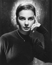 This is an image of 174946 Jean Simmons Photograph & Poster