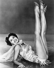 This is an image of 175008 Cyd Charisse Photograph & Poster