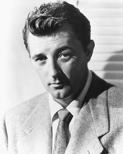 This is an image of 175129 Robert Mitchum Photograph & Poster