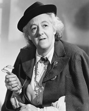 This is an image of 175169 Margaret Rutherford Photograph & Poster