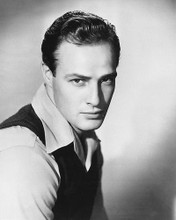 This is an image of 175342 Marlon Brando Photograph & Poster