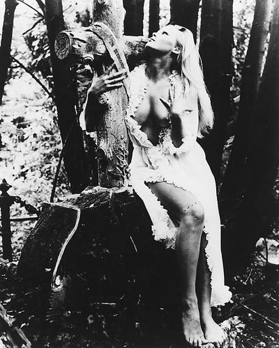 This is an image of 175672 Veronica Carlson Photograph & Poster