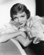 This is an image of 175680 Claudette Colbert Photograph & Poster