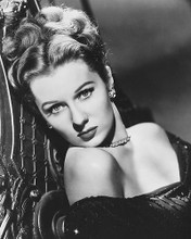 This is an image of 175711 Rhonda Fleming Photograph & Poster