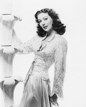 This is an image of 175850 Loretta Young Photograph & Poster