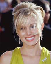 This is an image of 263194 Kristin Bell Photograph & Poster