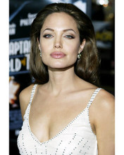 This is an image of 263663 Angelina Jolie Photograph & Poster