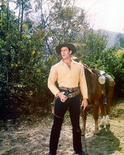 This is an image of 263722 Clint Walker Photograph & Poster