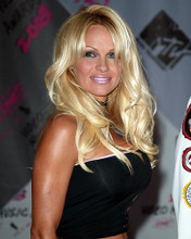 This is an image of 263731 Pamela Anderson Photograph & Poster