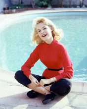 This is an image of 263756 Sandra Dee Photograph & Poster