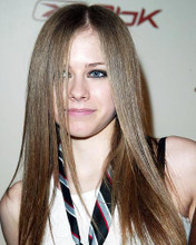 This is an image of 263780 Avril Lavigne Photograph & Poster