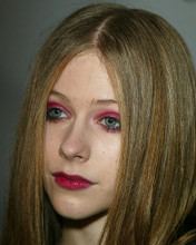 This is an image of 263781 Avril Lavigne Photograph & Poster