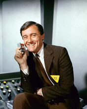 This is an image of 263916 Robert Vaughn Photograph & Poster