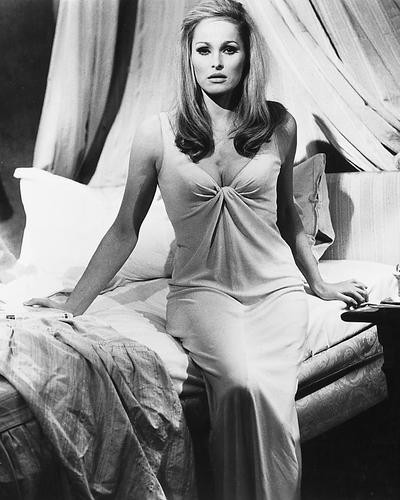 This is an image of 178833 Ursula Andress Photograph & Poster