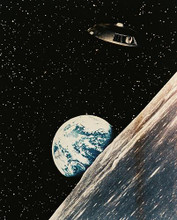 This is an image of 22596 Lost in Space Photograph & Poster