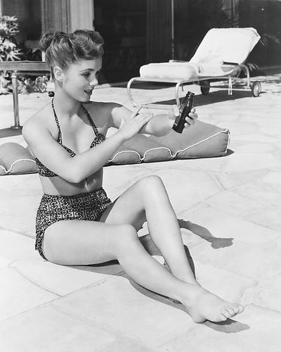 This is an image of 179014 Debbie Reynolds Photograph & Poster