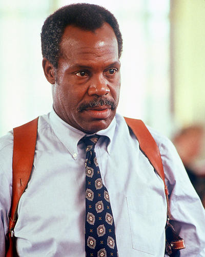 This is an image of 264022 Danny Glover Photograph & Poster